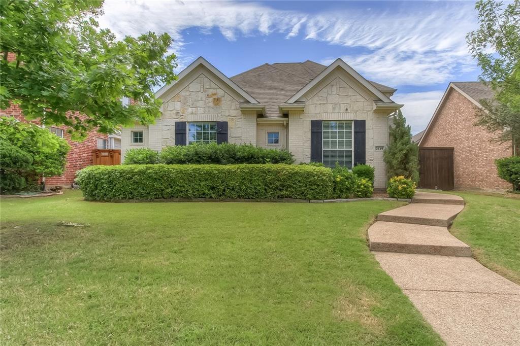 2119 Quail Meadow Lane, Frisco, TX 75034