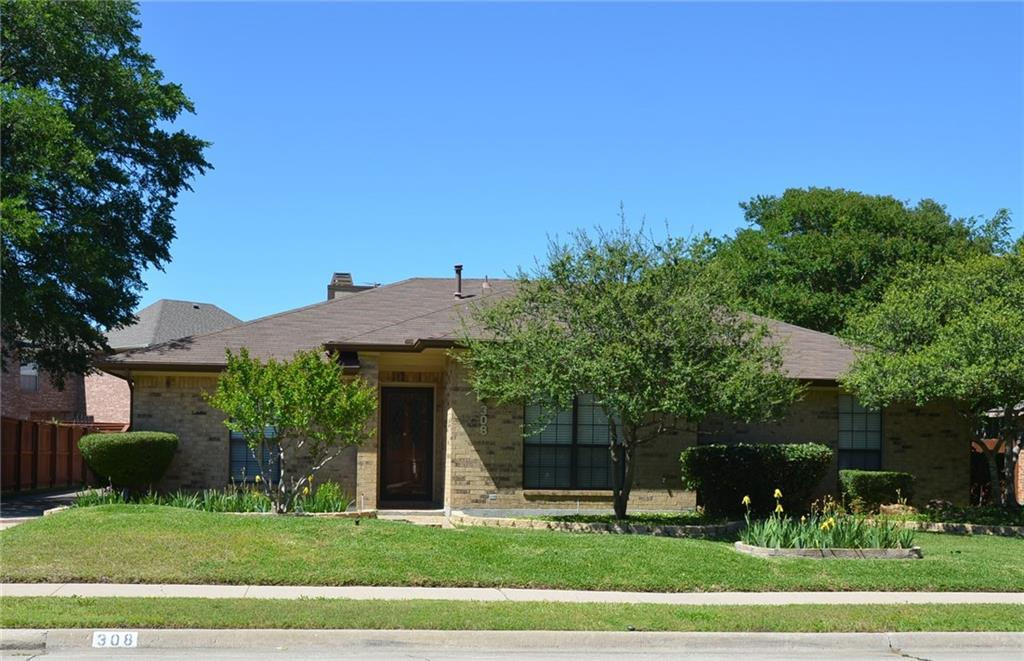 308 Brooks Lane, Coppell, TX 75019