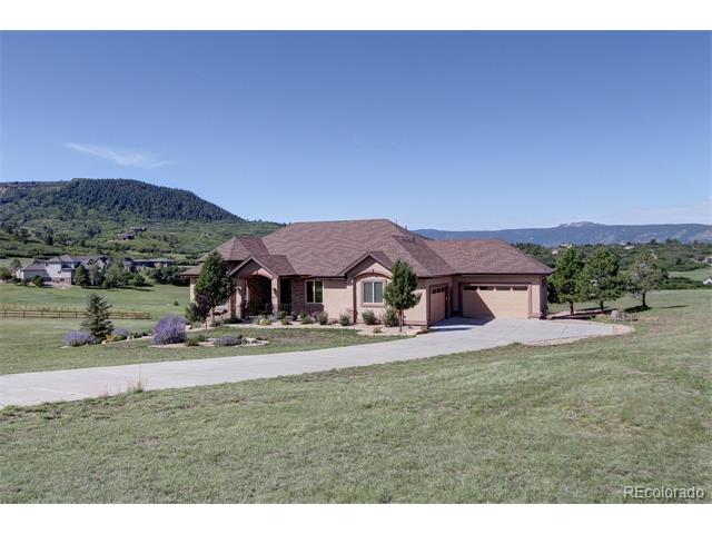2445 Browning Drive, Castle Rock, CO 80109