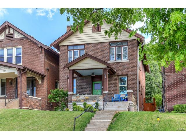7023 Berthold Avenue, St Louis, MO 63117