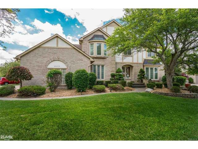 48474 LAKE VALLEY, SHELBY TWP, MI 48317