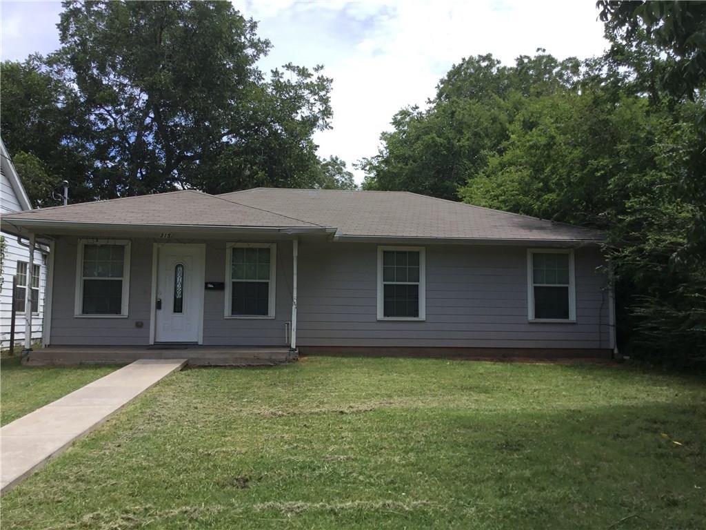 315 N Carr Avenue, Sherman, TX 75090
