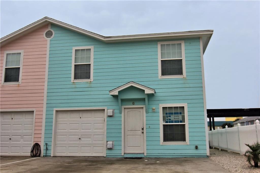 604 Beach Access Road 1a 6-B, Port Aransas, TX 78373