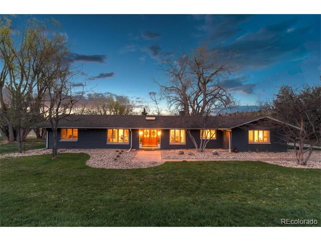 6166 Colorow Drive, Morrison, CO 80465