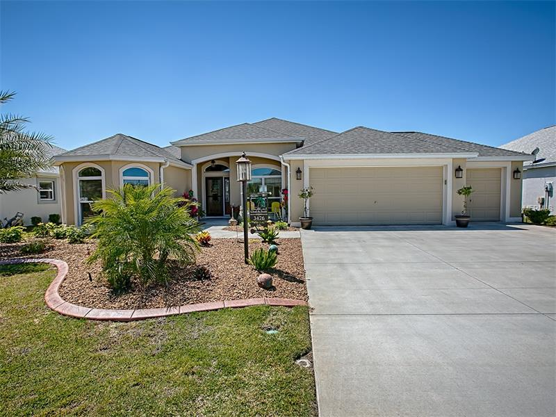 3476 AMISH PATH, THE VILLAGES, FL 32163
