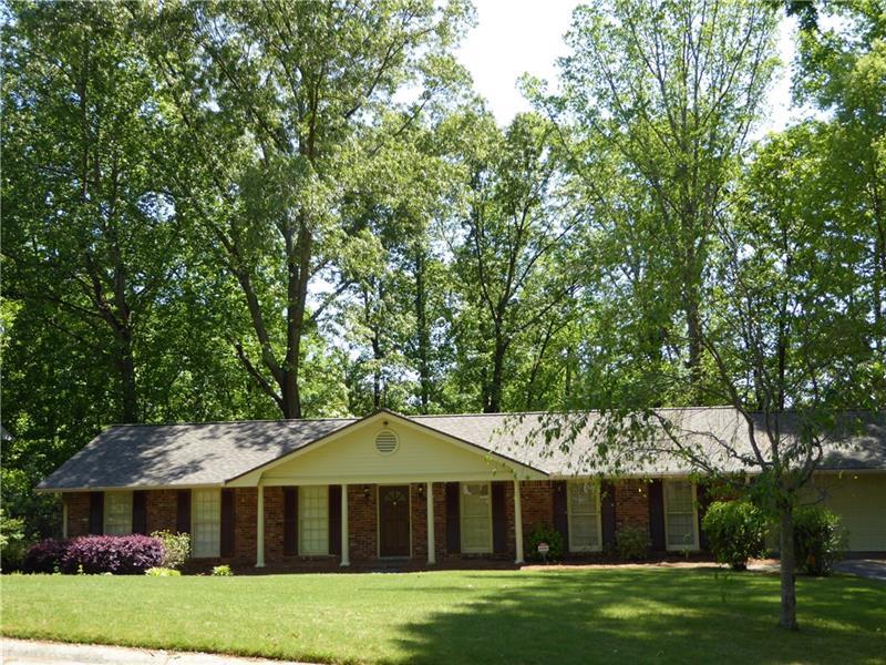 2809 NE Jasmine Court, Atlanta, GA 30345