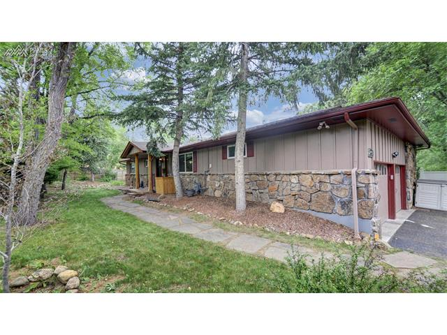 2001 Constellation Drive, Colorado Springs, CO 80905