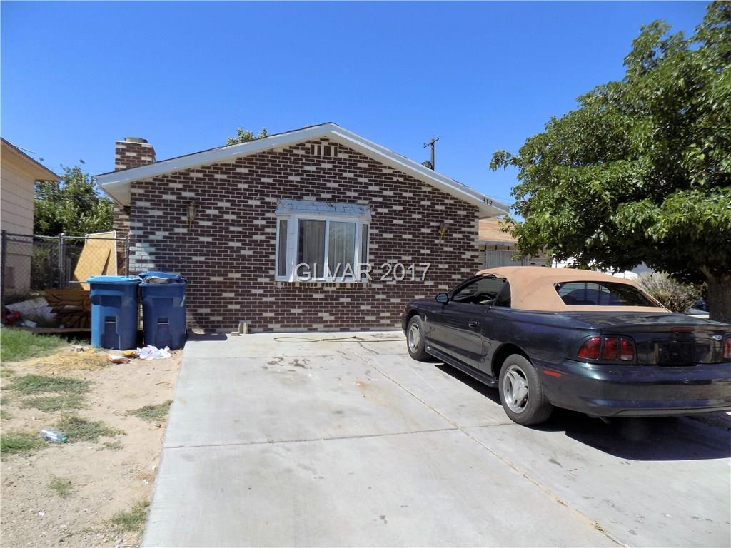 312 DUKE Avenue, North Las Vegas, NV 89030