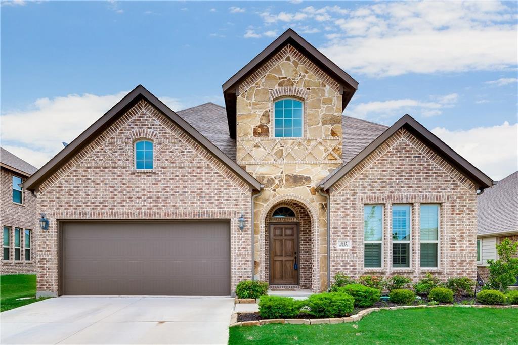4412 Oak Bluff Drive, Melissa, TX 75454