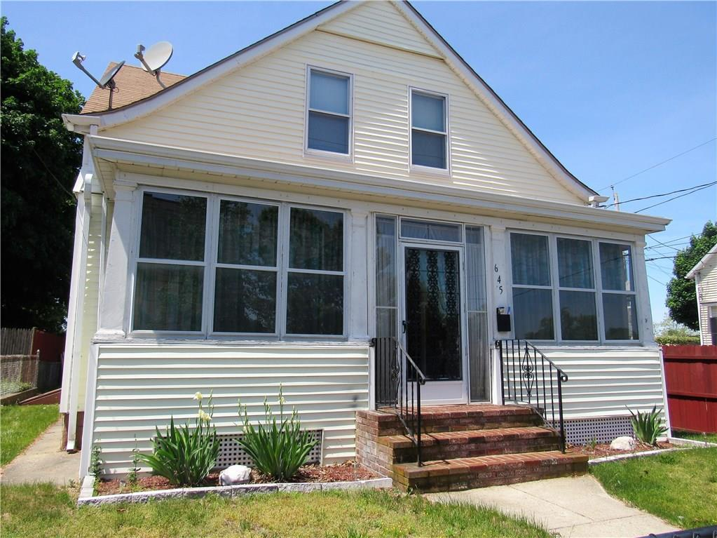 645 N North Broadway, East Providence, RI 02914