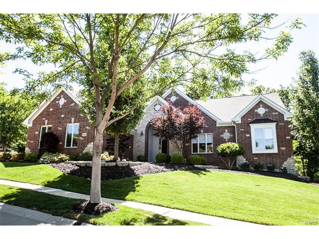 2634 Wynncrest Falls Drive, Chesterfield, MO 63005