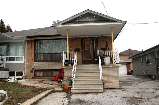 54 Gravenhurst Ave, Toronto, ON M3L 1M3