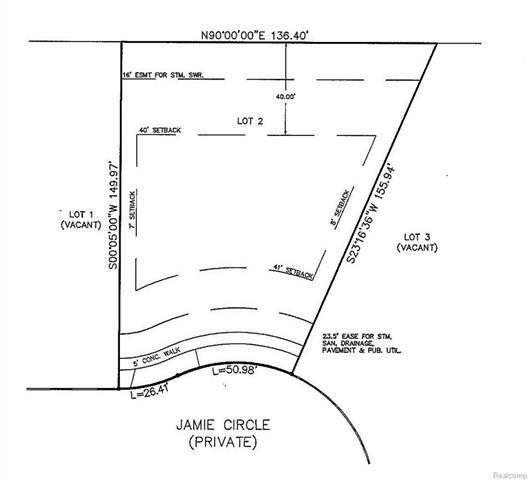48759 JAMIE CIR, Shelby Twp, MI 48317
