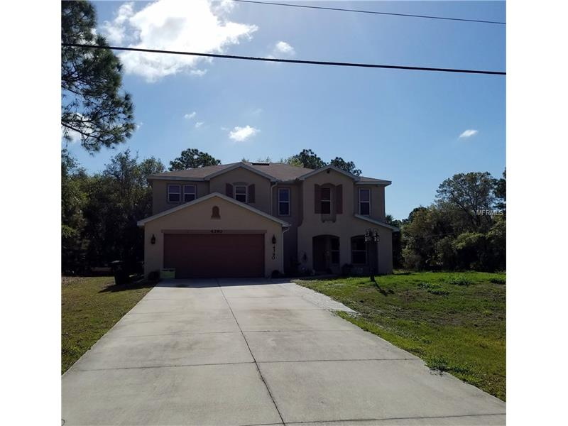 4390 S CRANBERRY BOULEVARD, NORTH PORT, FL 34286