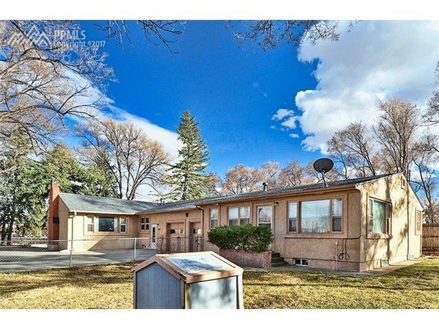 837 Oxford Lane, Colorado Springs, CO 80905