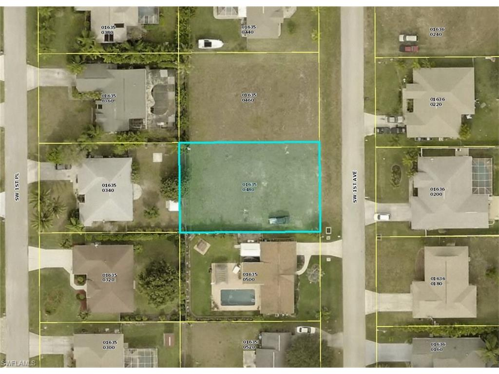 4414 SW 1st AVE, CAPE CORAL, FL 33914