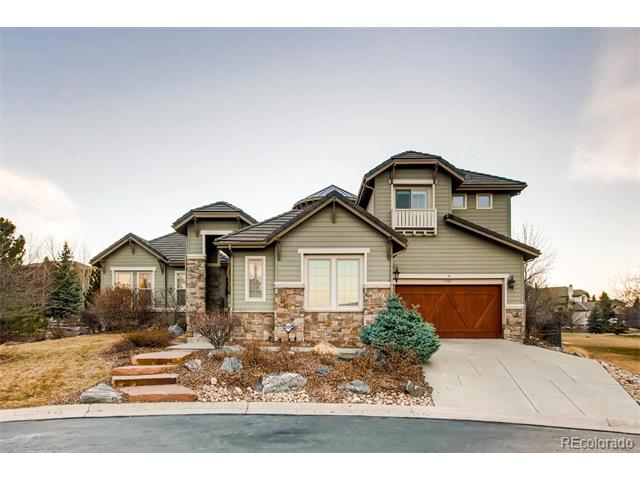 5769 Daniels Gate Place, Castle Pines, CO 80108