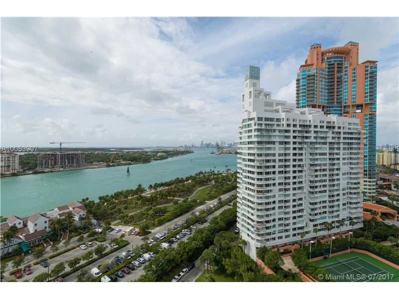 400 S Pointe Dr 1201, Miami Beach, FL 33139