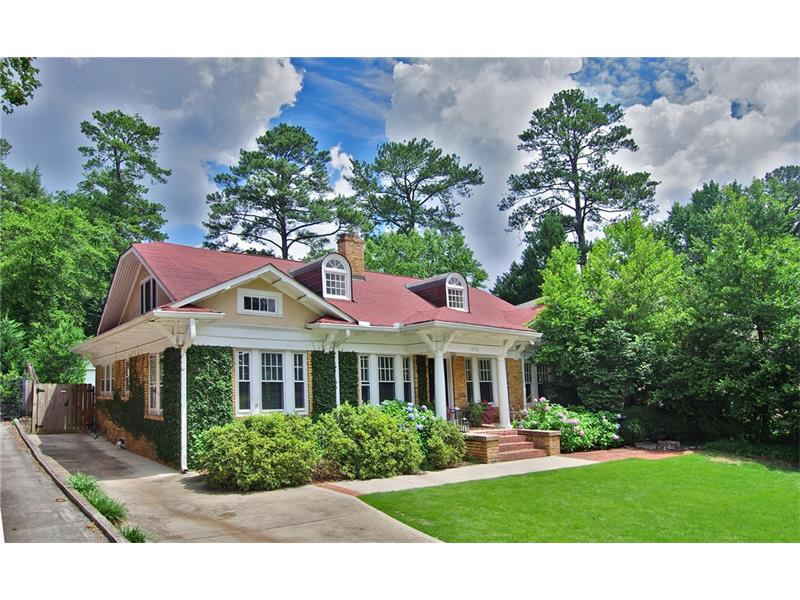 1298 NE Oxford Road, Atlanta, GA 30306