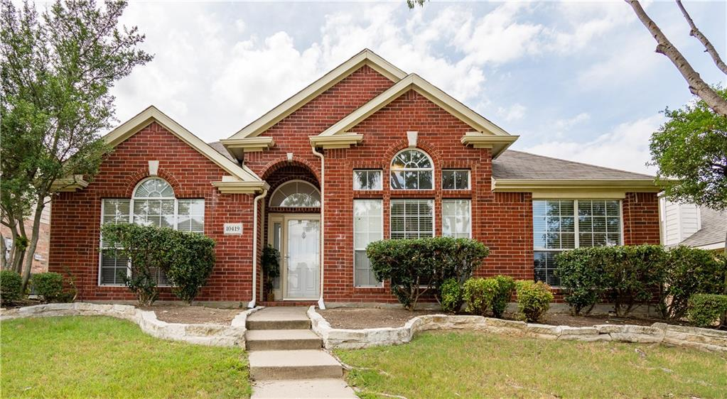 10419 Ambergate Lane, Frisco, TX 75035