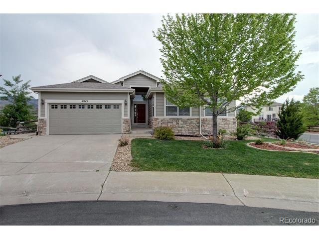 7645 Chickaree Place, Littleton, CO 80125