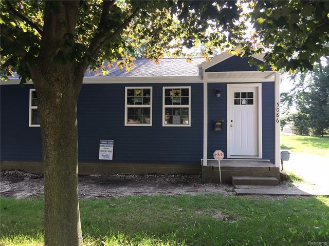 5086 FAIRCHILD Street, Swartz Creek, MI 48473