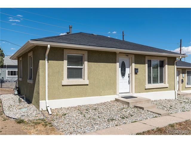 748 Hazel Court, Denver, CO 80204