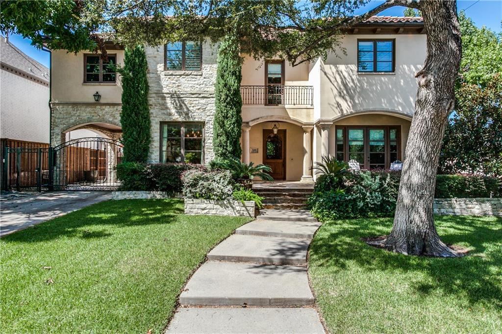 3400 HARVARD Avenue, Highland Park, TX 75205