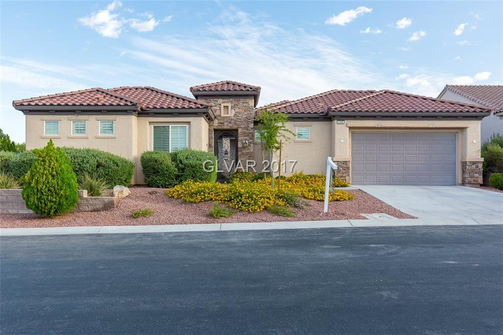2396 CANYONVILLE Drive, Henderson, NV 89044
