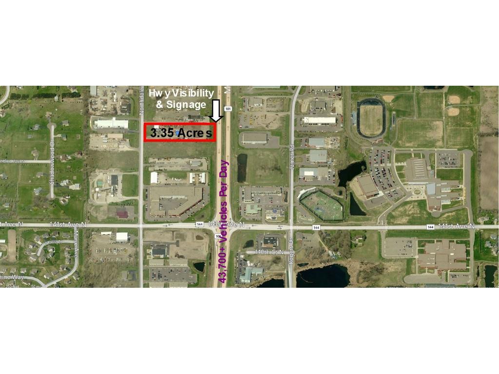14310 Northdale Boulevard, Rogers, MN 55374