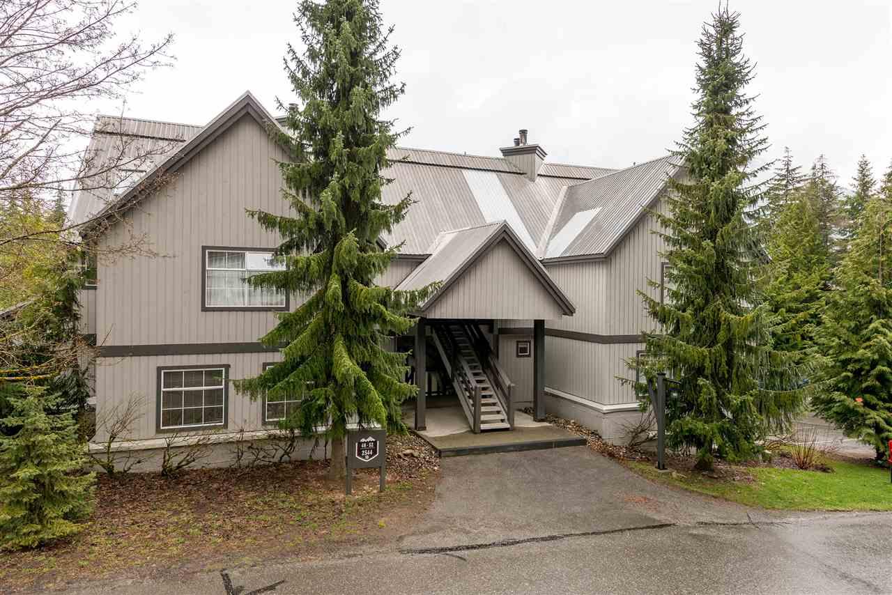 2544 SNOWRIDGE CIRCLE 50, Whistler, BC V0N 1B2