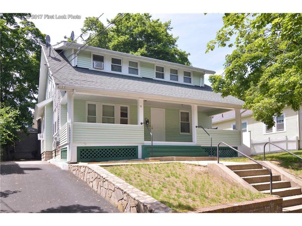 74 Pinehurst AV, Providence, RI 02908