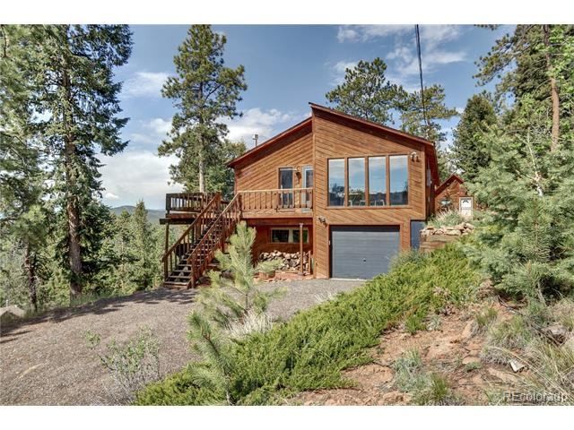 34139 Berg Lane, Pine, CO 80470