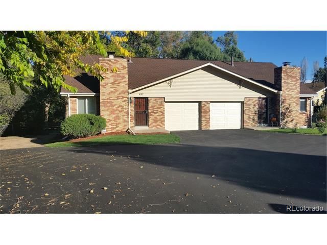 652 Ammons Street, Lakewood, CO 80214