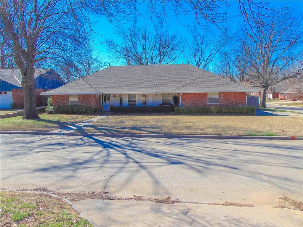 4640 33rd Terrace, Oklahoma City, OK 73122