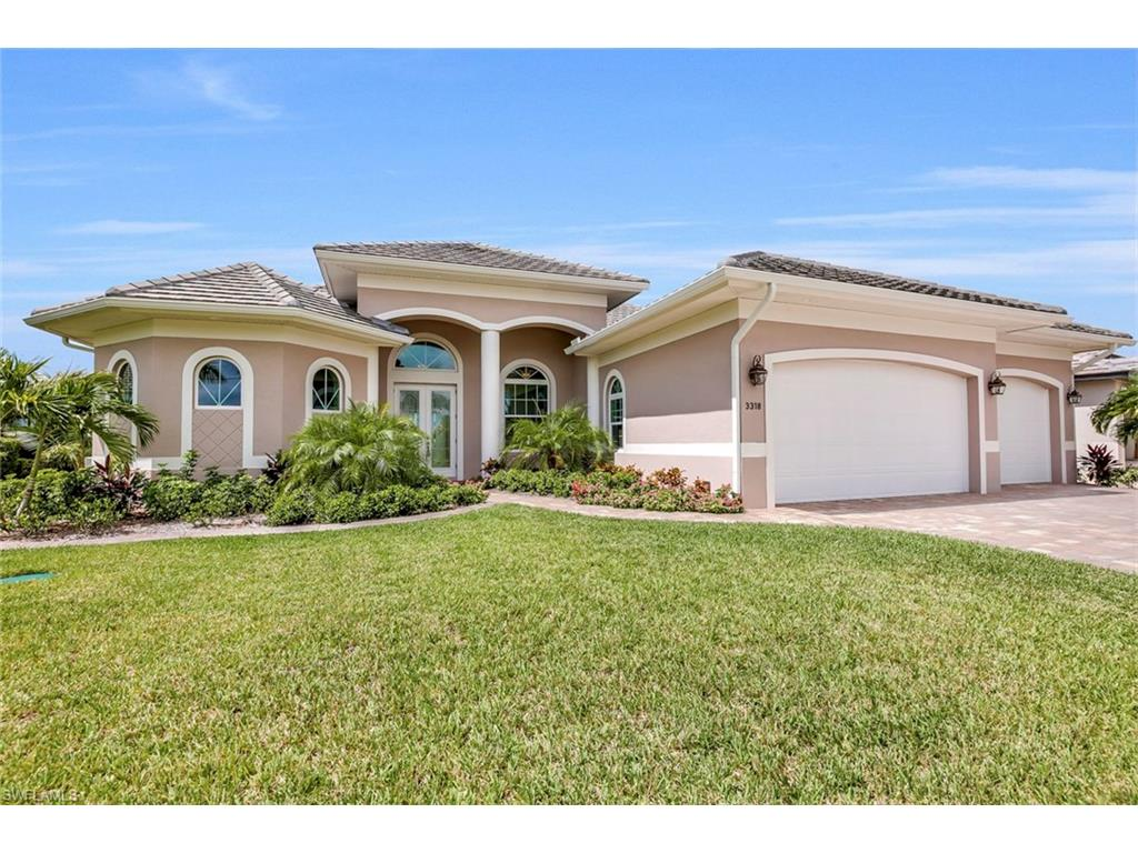 3318 SW 2nd LN, CAPE CORAL, FL 33991