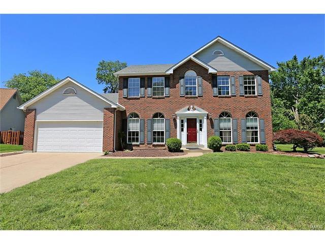 411 Courtney Estates Drive, Fenton, MO 63026