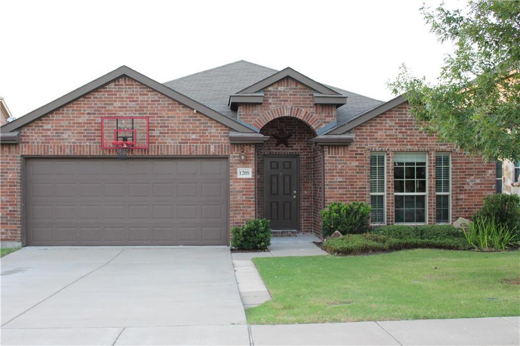 1208 Evers Drive, McKinney, TX 75071