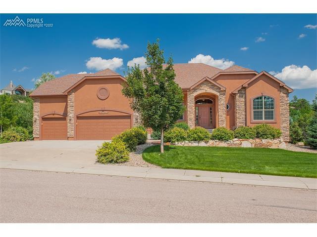 12639 Woodruff Drive, Colorado Springs, CO 80921