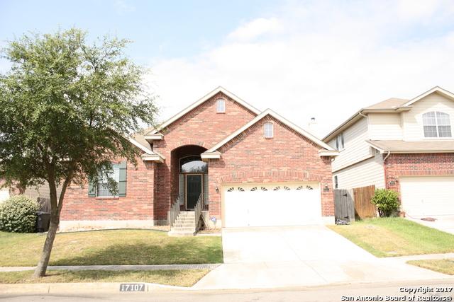 17107 Ellington Way, San Antonio, TX 78247