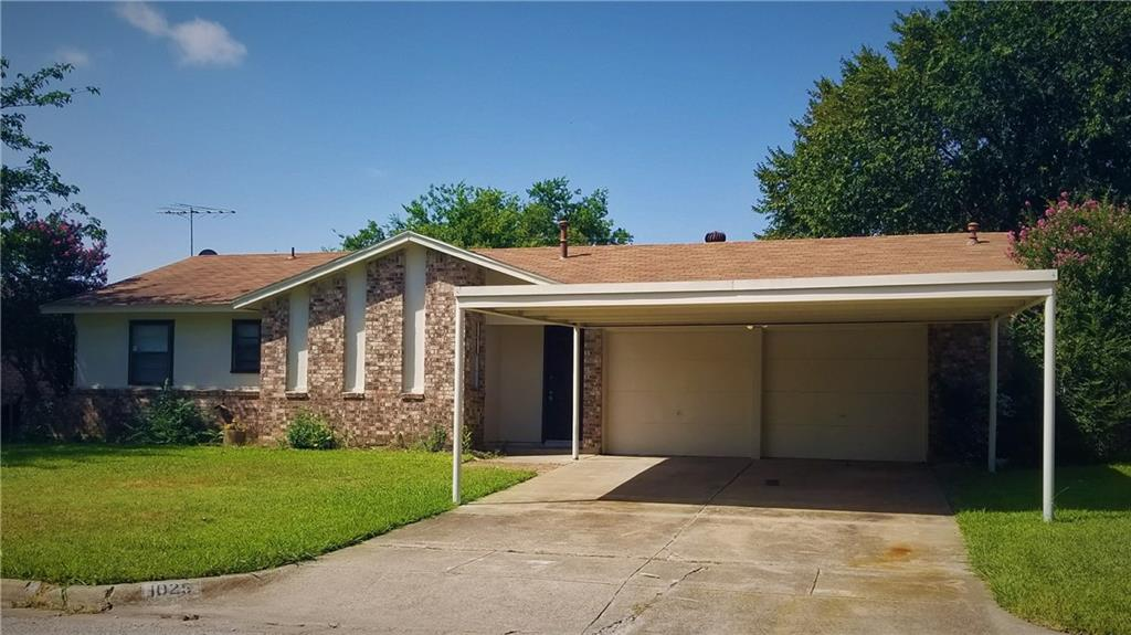 1025 Coury Road, Everman, TX 76140