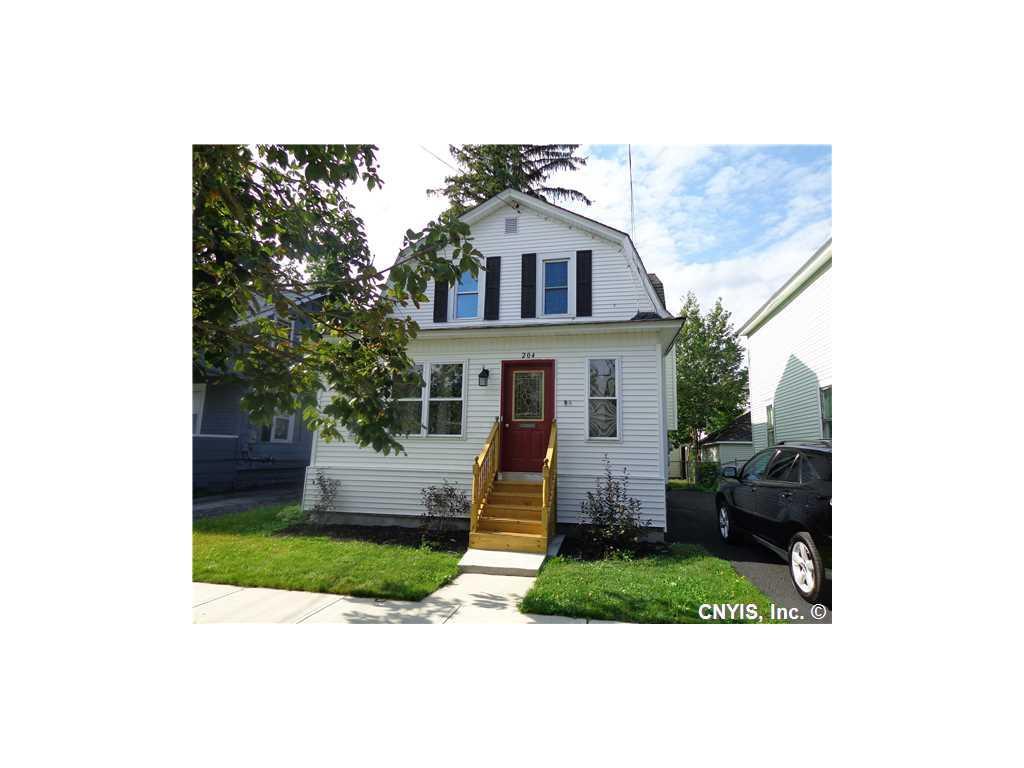 204 Harewood Avenue, Watertown, NY 13601