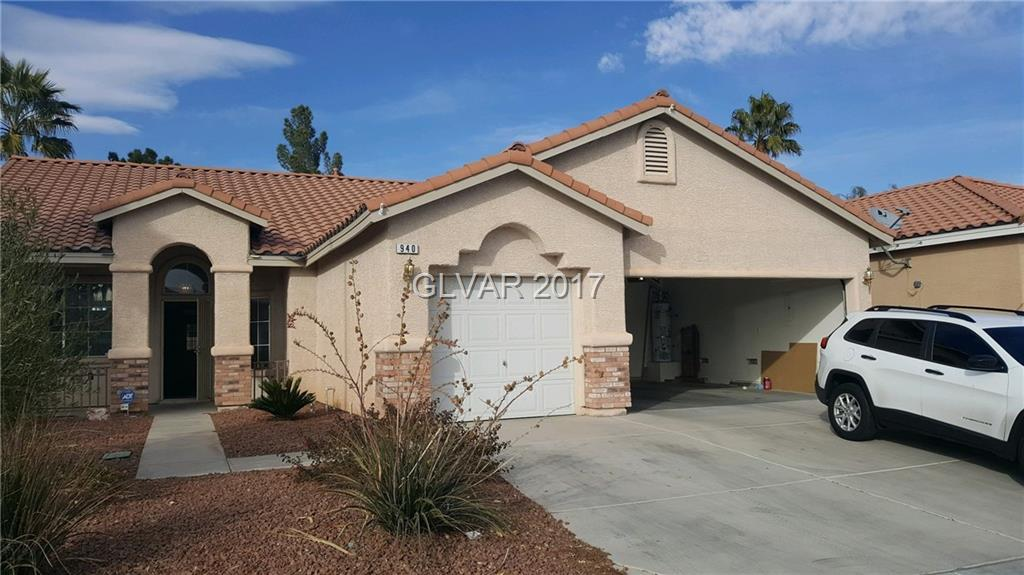 940 GARDEN BREEZE Way, Las Vegas, NV 89123