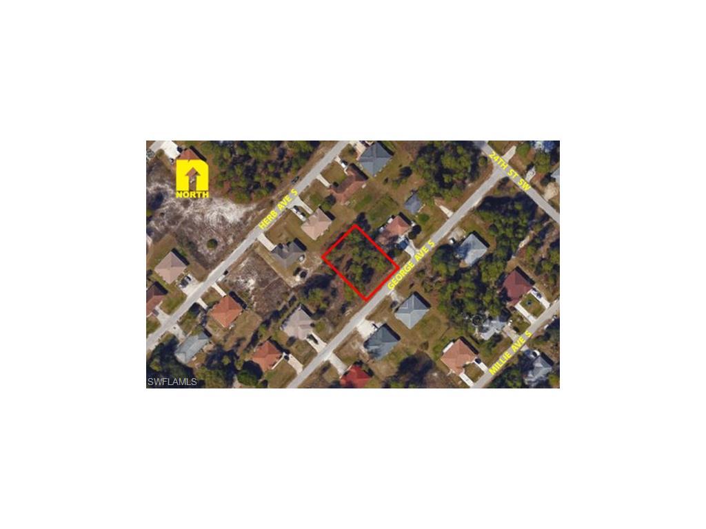 2412 George AVE S, LEHIGH ACRES, FL 33973