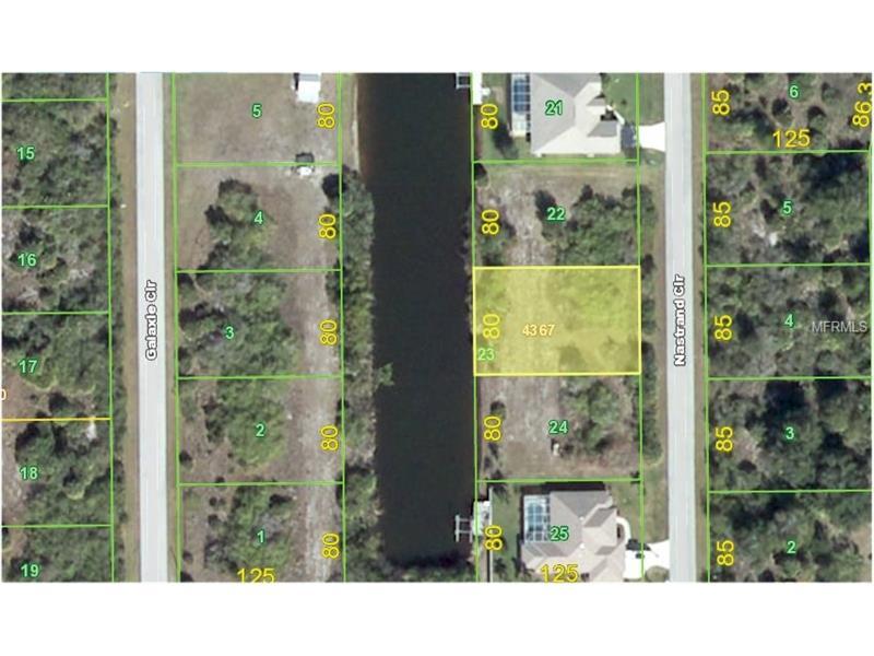 9276 NASTRAND CIRCLE PORT CHARLOTTE, Florida