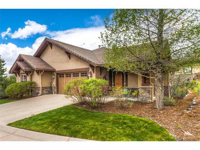 4363 Chateau Ridge Lane, Castle Rock, CO 80108