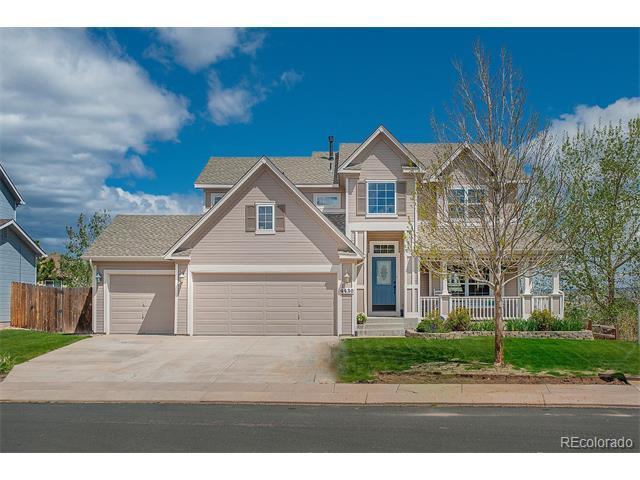 4430 Sable Ridge Court, Colorado Springs, CO 80918
