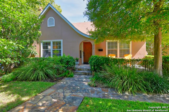317 CORONA AVE, Alamo Heights, TX 78209