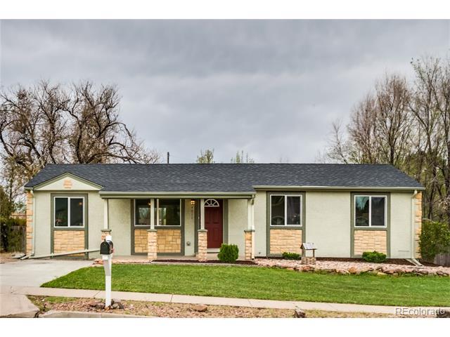 4011 Tennyson Avenue, Colorado Springs, CO 80910