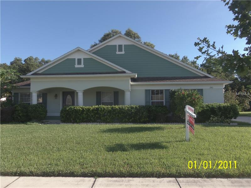 243 BLACK SPRINGS LANE, WINTER GARDEN, FL 34787